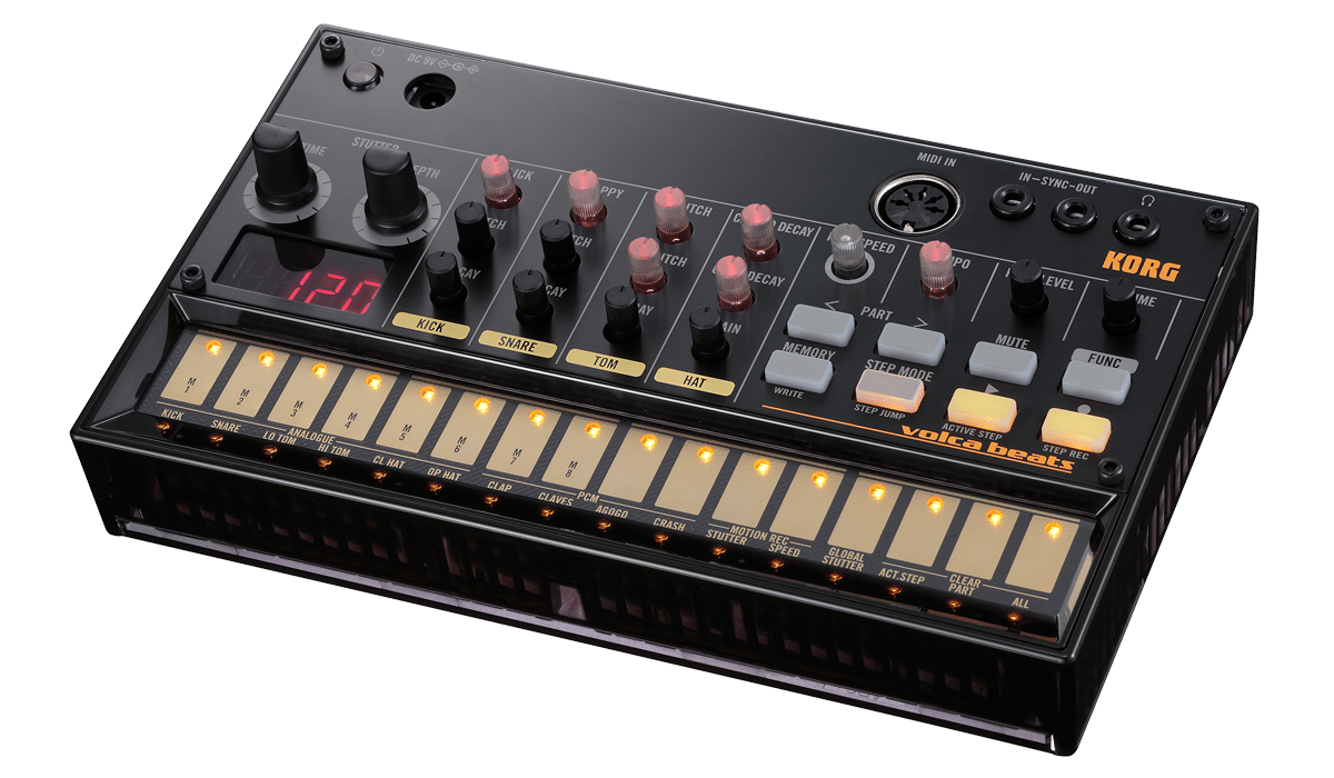 Korg Volca Beats – FREE Samples! | Studios 301