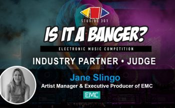 Jane Slingo An Executive Of EMC As Judge Electronic Music Competition 2017