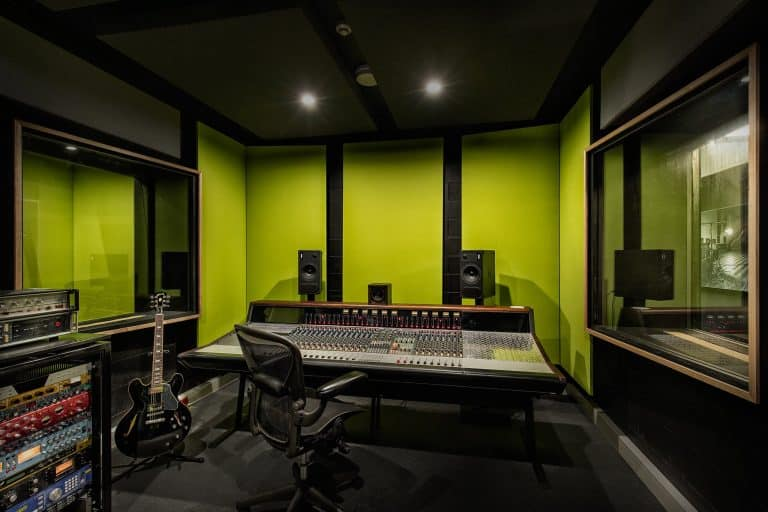 sydney recording studio: Studio 4 at Studios 301