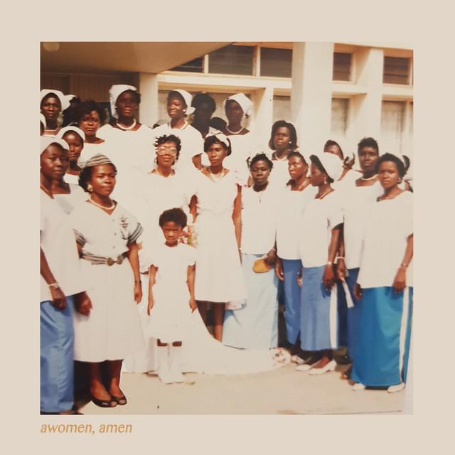 Genesis Owusu - awomen amen Album Cover
