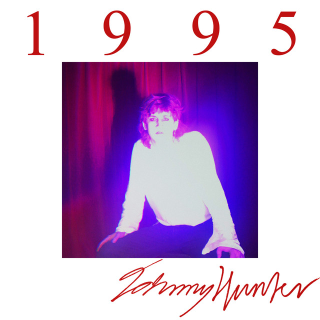 Johnny Hunter - 1995 Album Cover