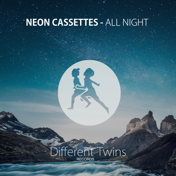 Neon Cassettes - All Night Album Cover