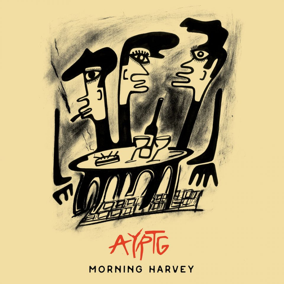 Morning Harvey Are You Ready To Go Cover