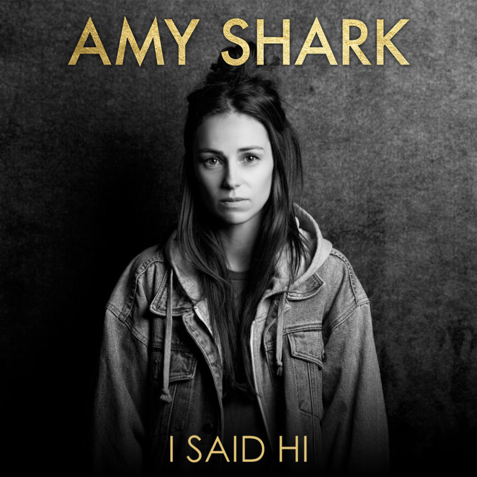 Amy Shark I Said Hi Single Cover